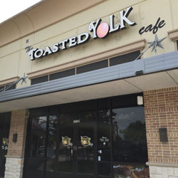 The Toasted Yolk Cafe is Coming to Rayford Road