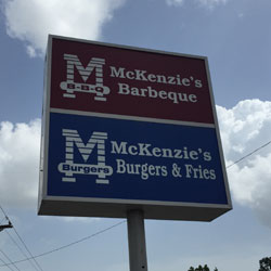 McKenzie's Barbeque