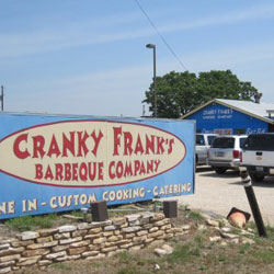 Cranky Frank's Barbeque Company