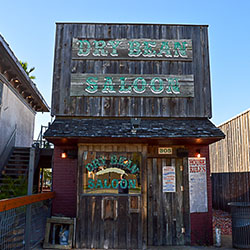 The Dry Bean Saloon