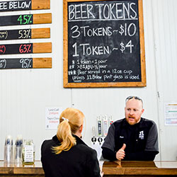 11 Below Brewing Company