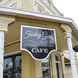 Farley Girls Cafe