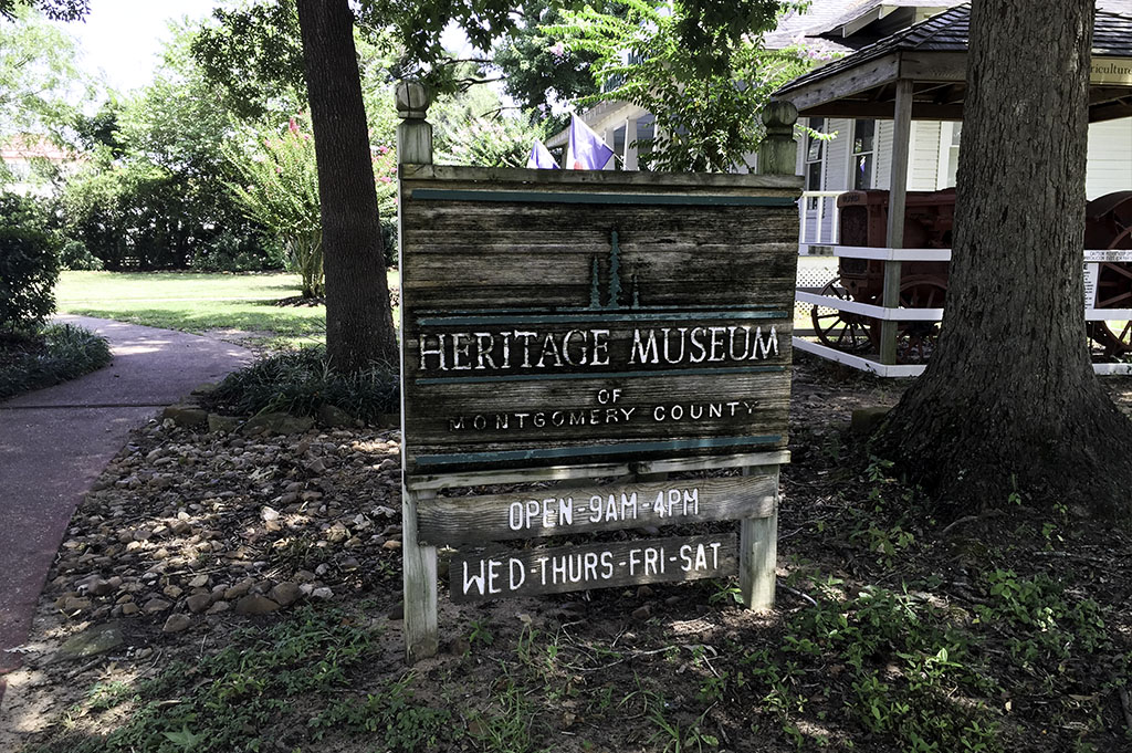 Heritage Museum Good Eats Conroe Local Trave Guide Mike Puckett DDM 3