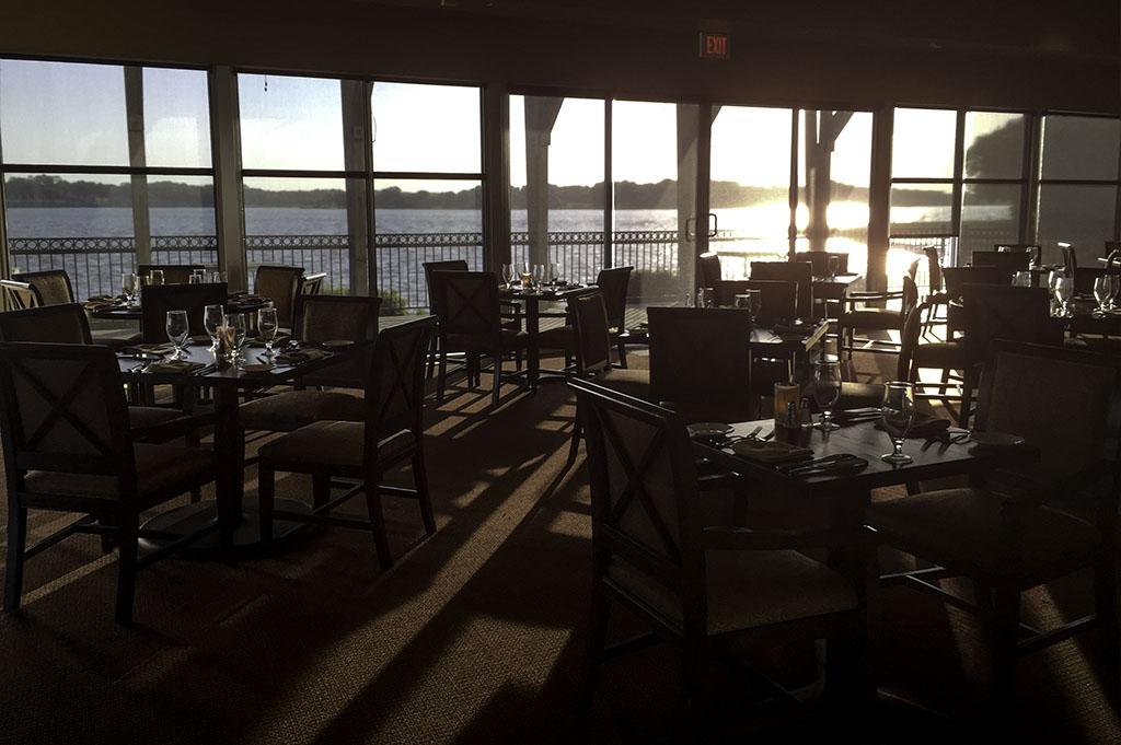 Lakeside Restaurant & Bar Good Eats Conroe Local Travel Guide Mike Puckett DDM 3