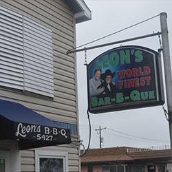 Leon's World's Finest Bar-B-Que