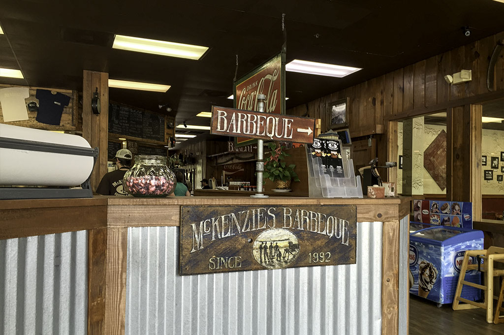 McKenzies Barbecue Good Eats Conroe Local Trave Guide Mike Puckett DDM 4