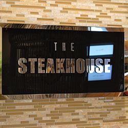 Steakhouse at San Luis Resort