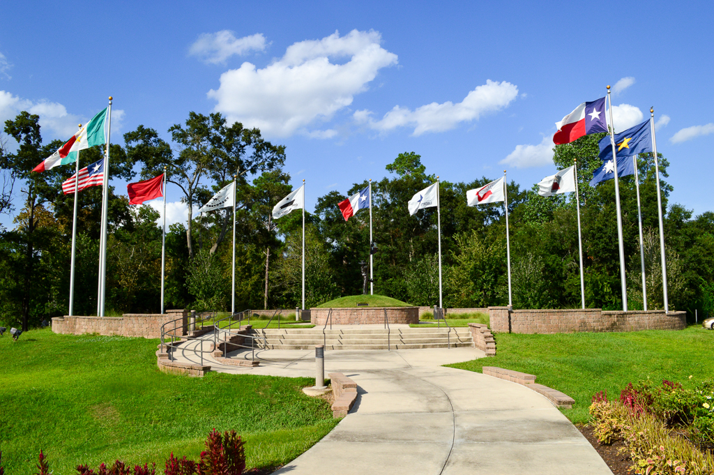 Texas Flag Park Good Eats Conroe Texas Mike Puckett GEW (1 of 8)