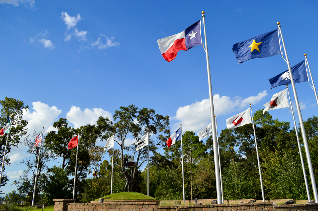 Texas Flag Park Good Eats Conroe Texas Mike Puckett GEW (5 of 8)