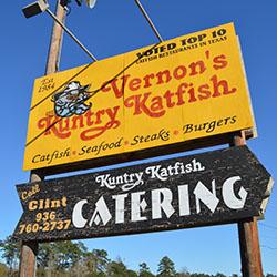 Vernon's Kuntry Katfish