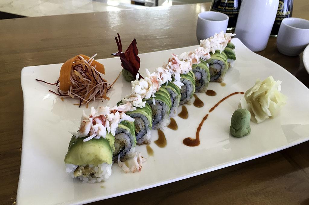 Yoi Sushi Good Eats Conroe Local Trave Guide Mike Puckett DDM 10