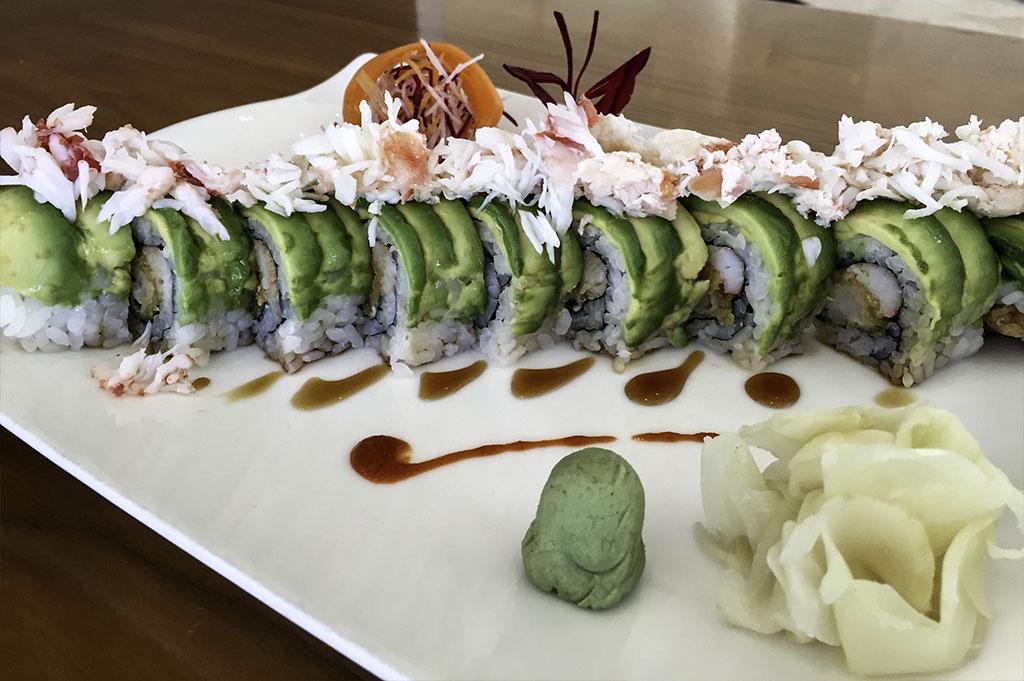 Yoi Sushi Good Eats Conroe Local Trave Guide Mike Puckett DDM 11
