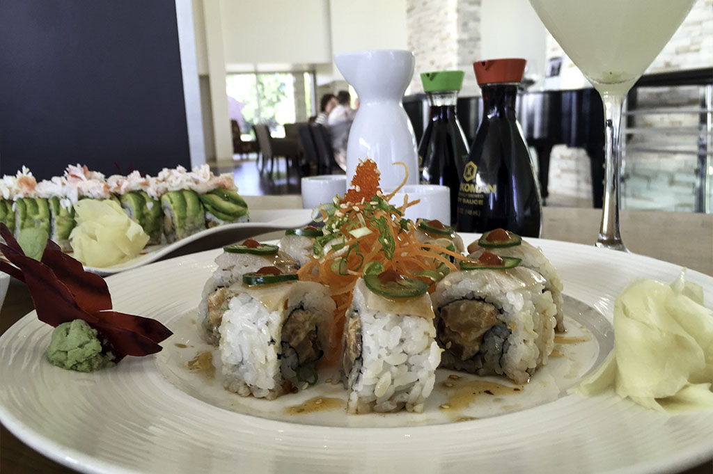 Yoi Sushi Good Eats Conroe Local Trave Guide Mike Puckett DDM 8
