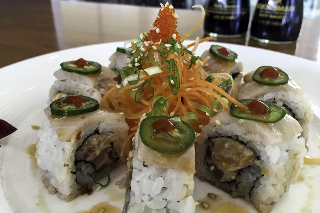 Yoi Sushi Good Eats Conroe Local Trave Guide Mike Puckett DDM 9