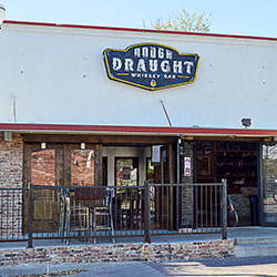 Rough Draught Whiskey Bar
