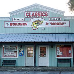Classics Burgers & Moore