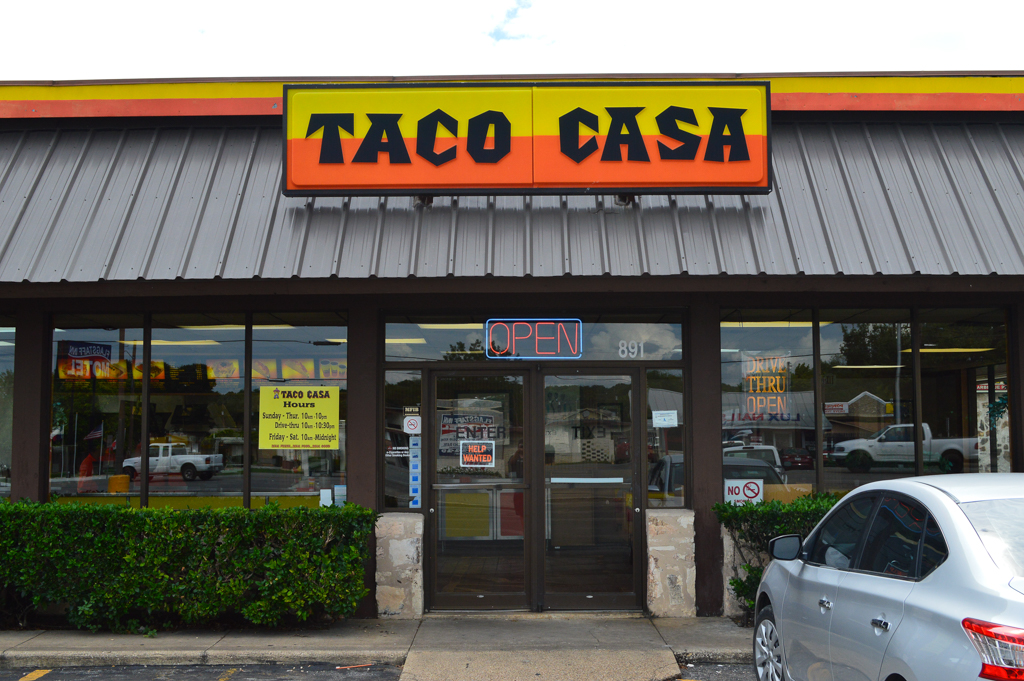 Taco Casa Good Eats Kerrville Texas Mike Puckett GETW (1 of 10)