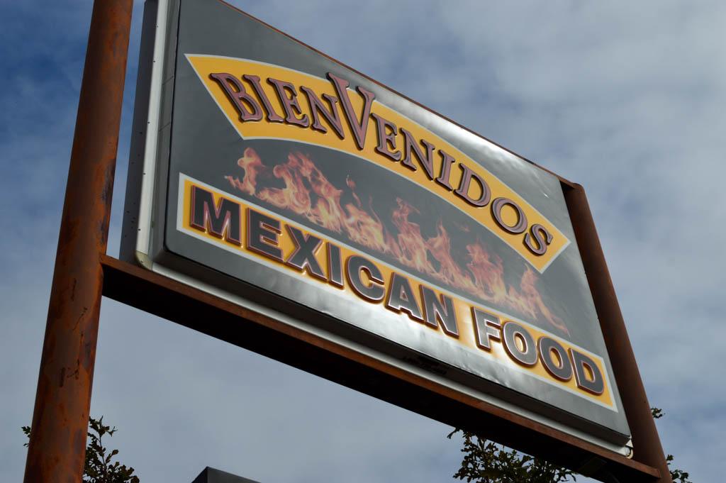 Bienvenidos Good Eats Fort StocktonTexas Local Mike Puckett GW-1