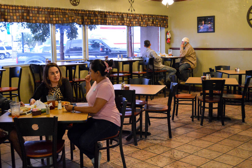 Bienvenidos Good Eats Fort StocktonTexas Local Mike Puckett GW-21