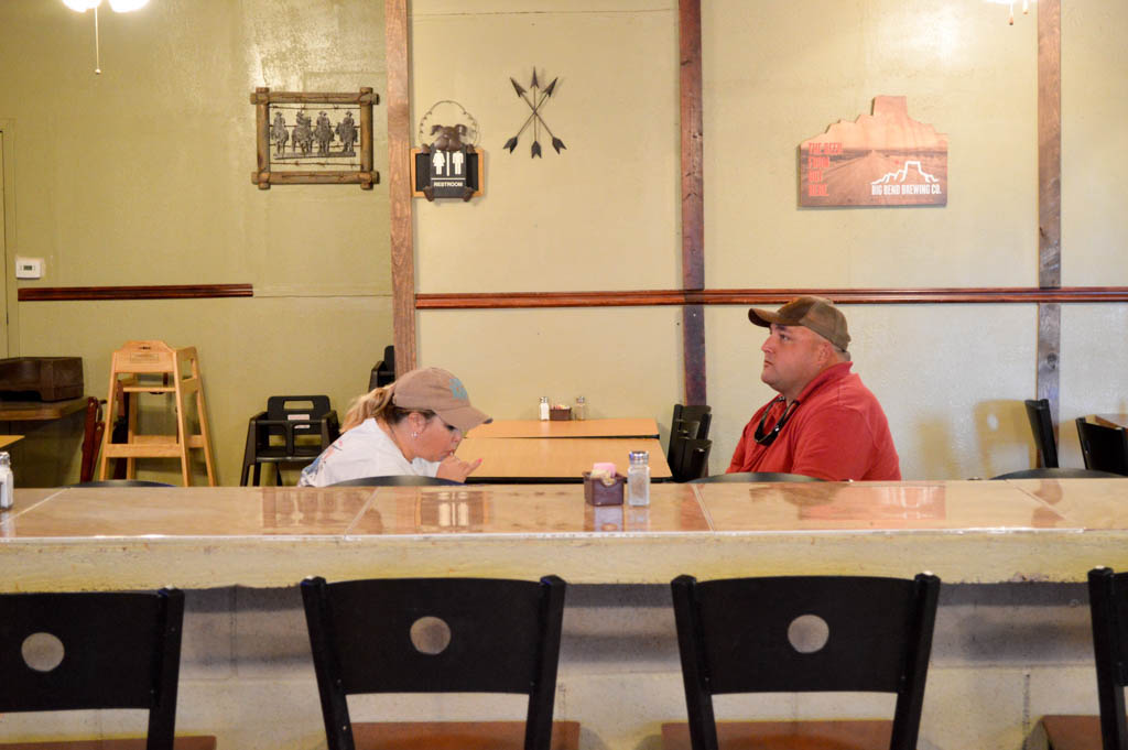 Bienvenidos Good Eats Fort StocktonTexas Local Mike Puckett GW-27