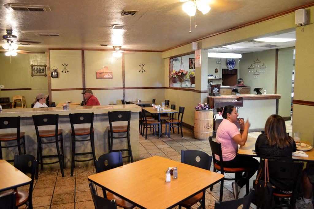 Bienvenidos Good Eats Fort StocktonTexas Local Mike Puckett GW-31
