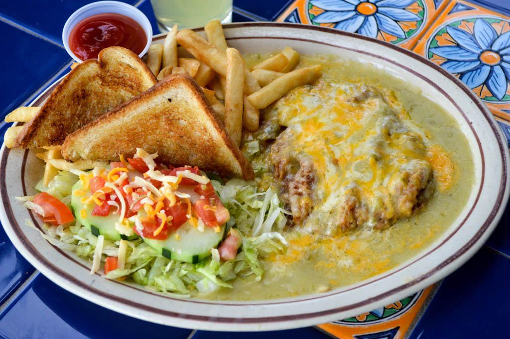 Bienvenidos Good Eats Fort StocktonTexas Local Mike Puckett GW-36