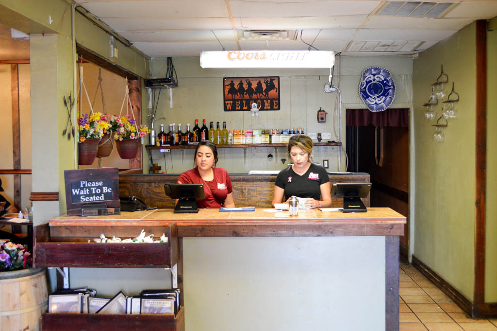 Bienvenidos Good Eats Fort StocktonTexas Local Mike Puckett GW-7