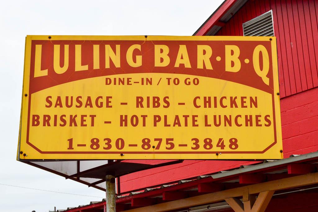 Luling Bar B Q Good Eats Luling Texas Local Mike Puckett GW-3
