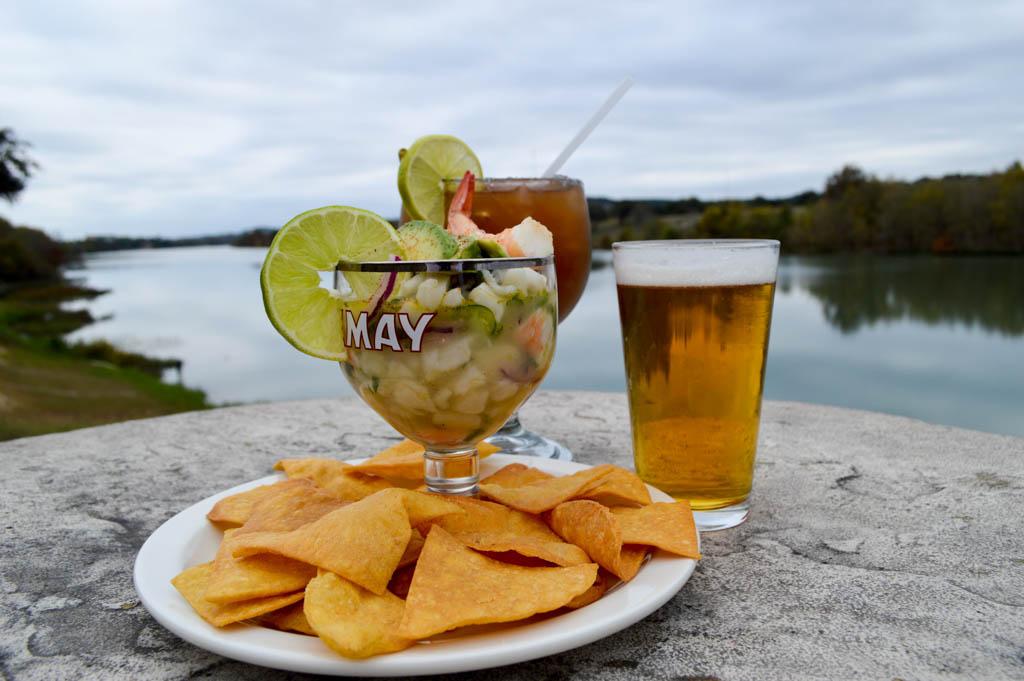 Pier 27 River Lounge Good Eats Kerrville Texas Local Mike Puckett GW-14
