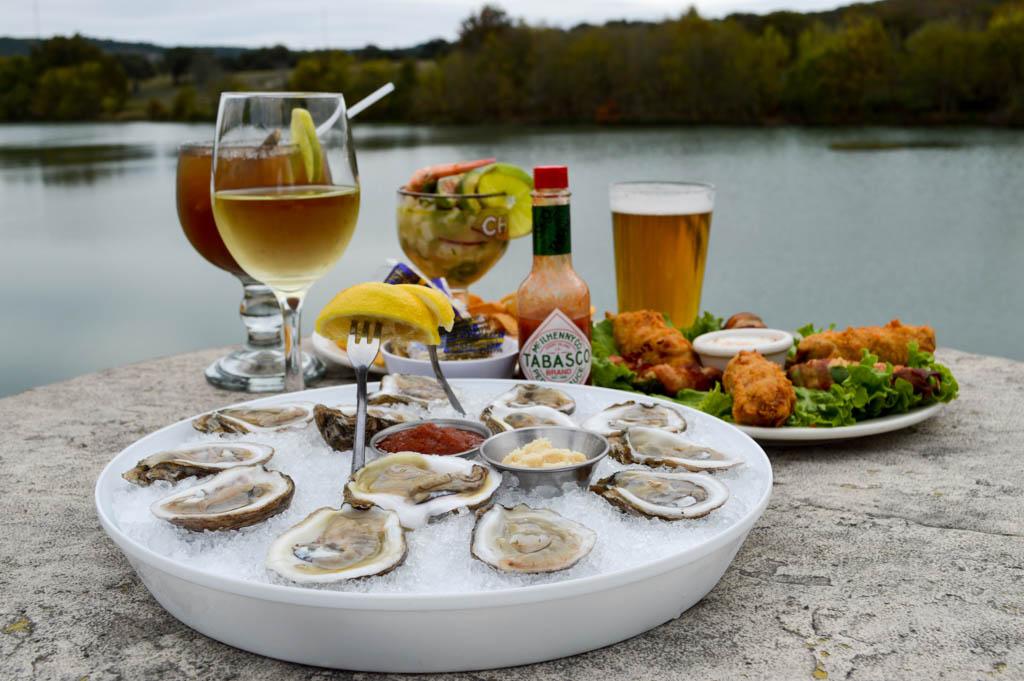 Pier 27 River Lounge Good Eats Kerrville Texas Local Mike Puckett GW-22