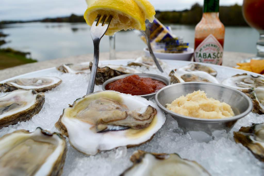 Pier 27 River Lounge Good Eats Kerrville Texas Local Mike Puckett GW-23