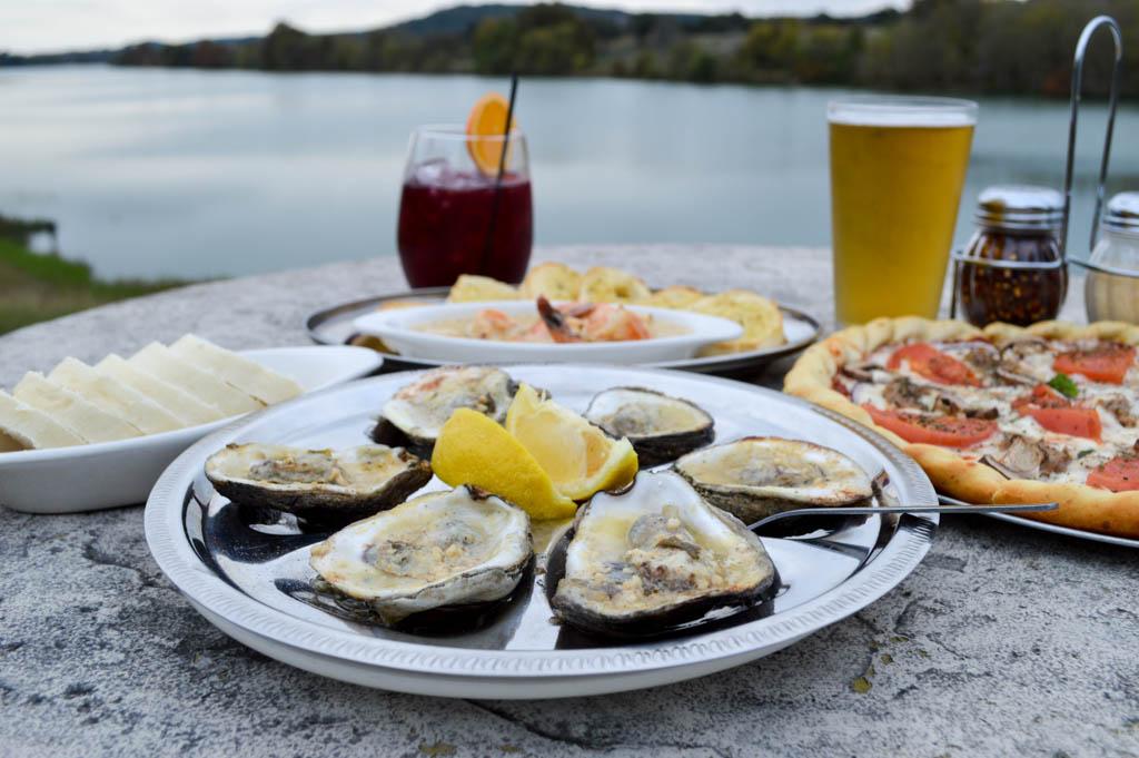 Pier 27 River Lounge Best Restaurants In Kerrville