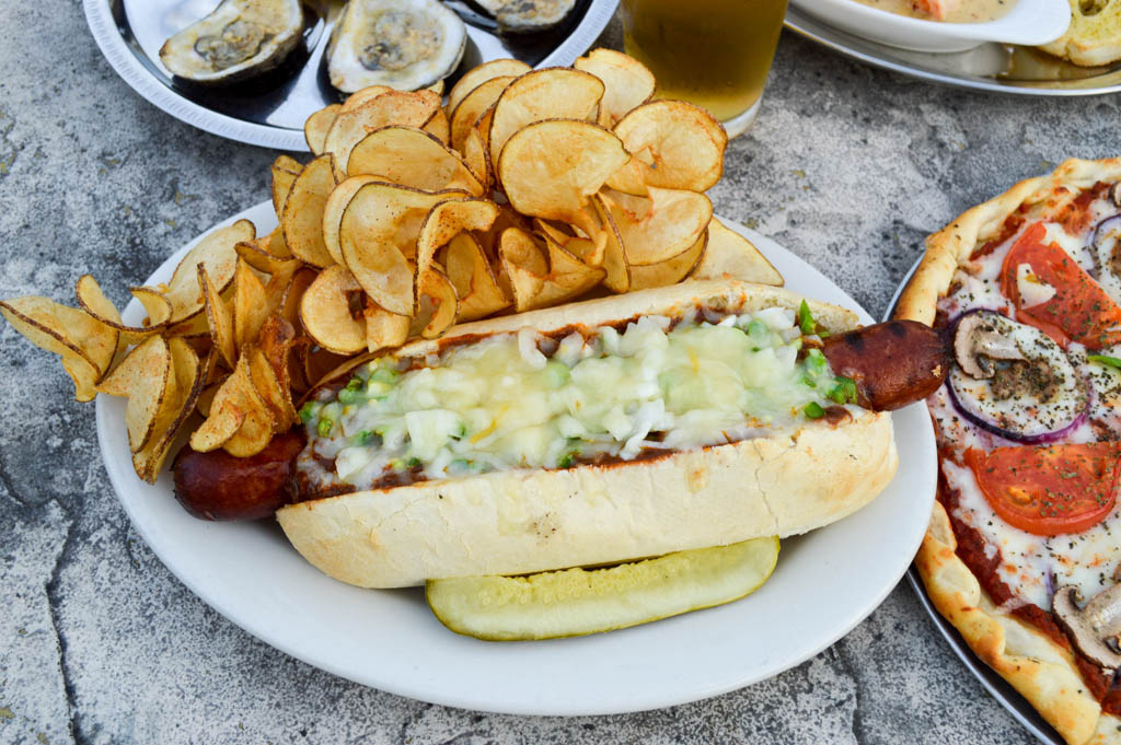 Pier 27 River Lounge Good Eats Kerrville Texas Local Mike Puckett GW-30