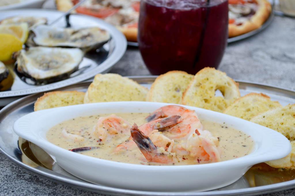Pier 27 River Lounge Good Eats Kerrville Texas Local Mike Puckett GW-36