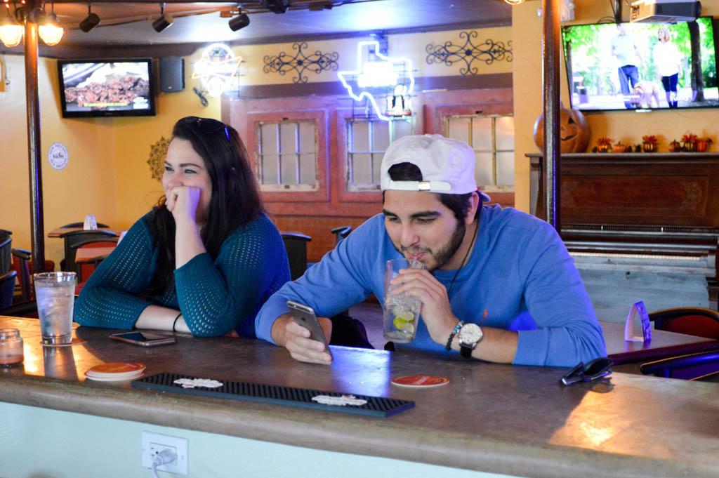 Pier 27 River Lounge Good Eats Kerrville Texas Local Mike Puckett GW-4