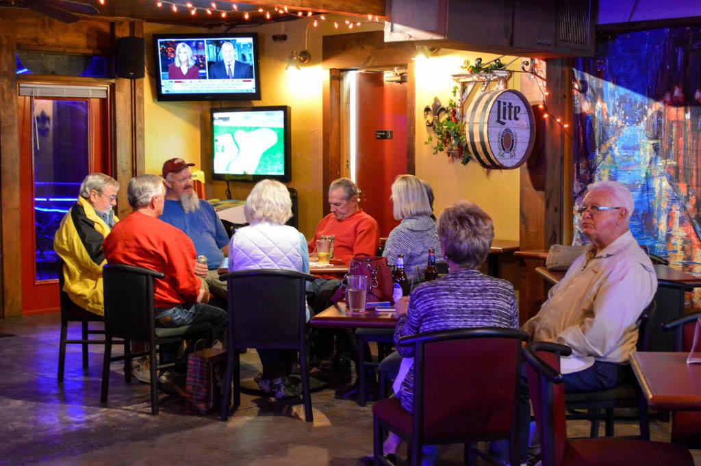 Pier 27 River Lounge Good Eats Kerrville Texas Local Mike Puckett GW-45