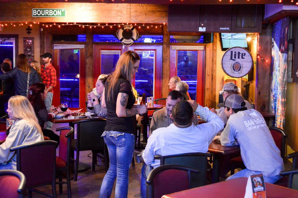 Pier 27 River Lounge Good Eats Kerrville Texas Local Mike Puckett GW-46
