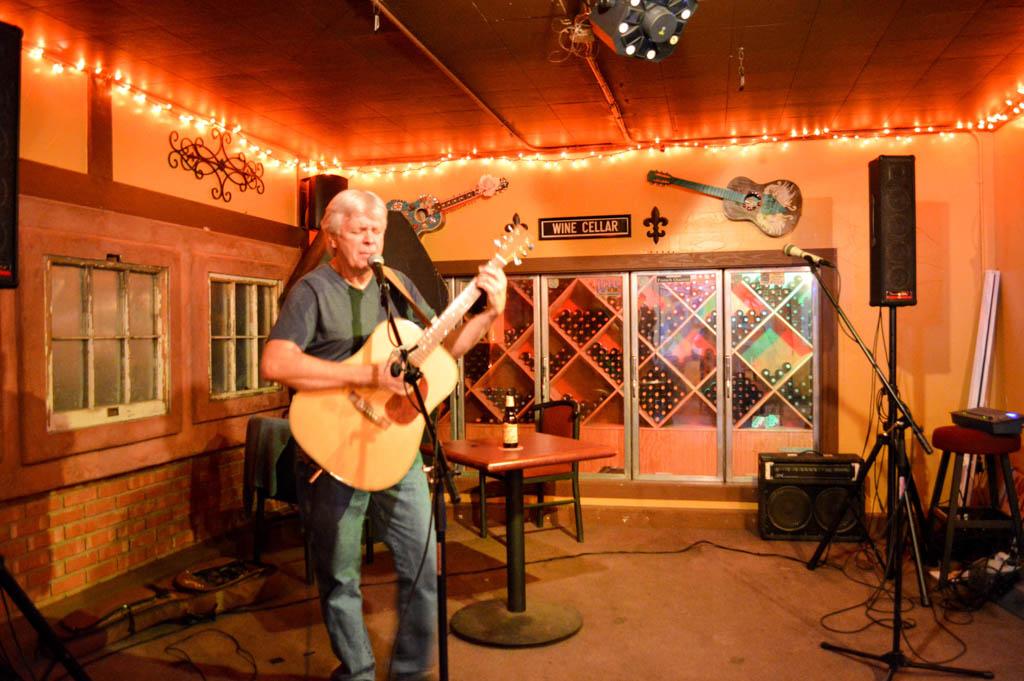 Pier 27 River Lounge Good Eats Kerrville Texas Local Mike Puckett GW-49