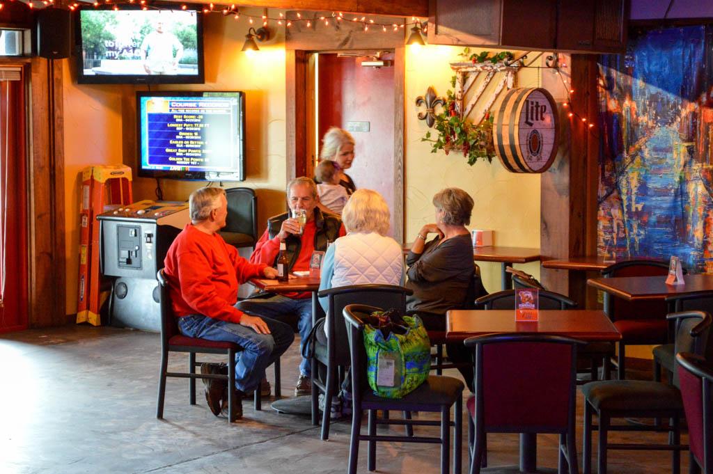 Pier 27 River Lounge Good Eats Kerrville Texas Local Mike Puckett GW-6