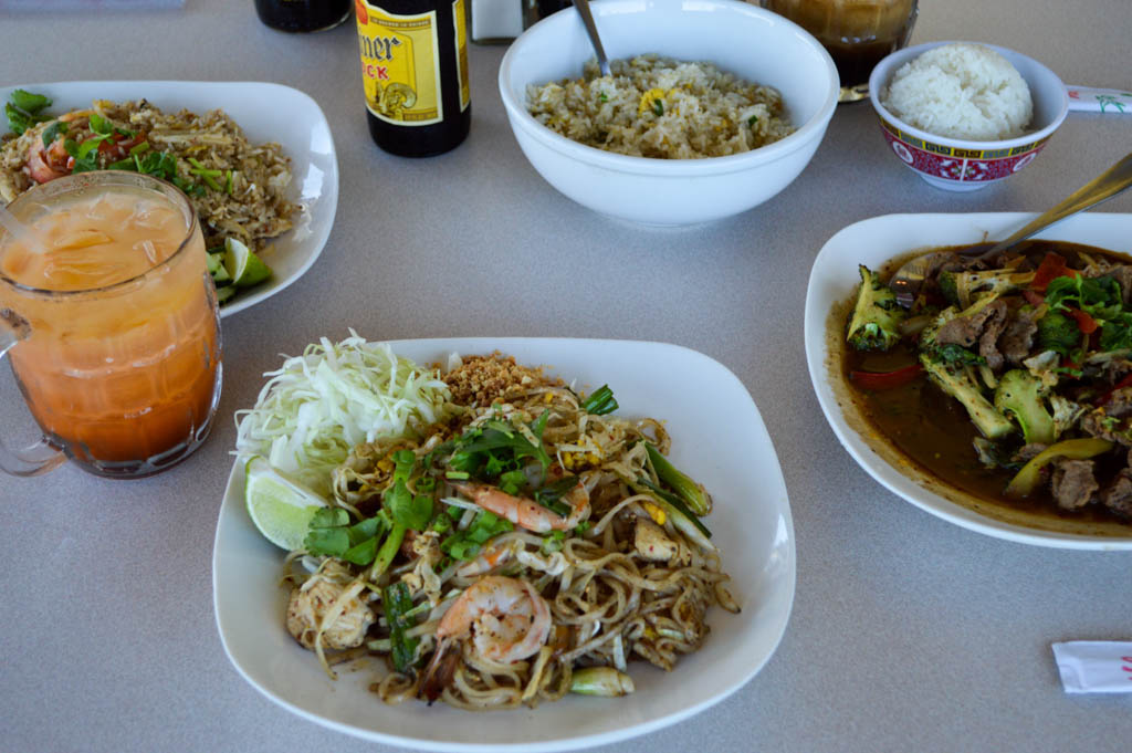 Thai Bistro and More Good Eats Kerrville Texas Local Mike Puckett GW-18