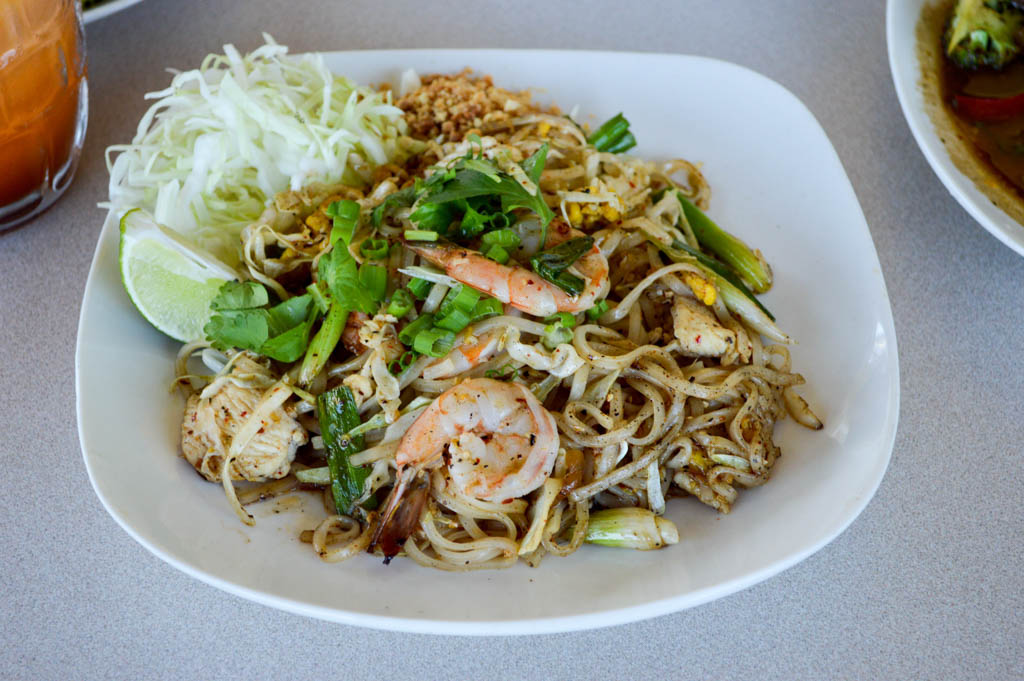 Thai Bistro and More Good Eats Kerrville Texas Local Mike Puckett GW-19