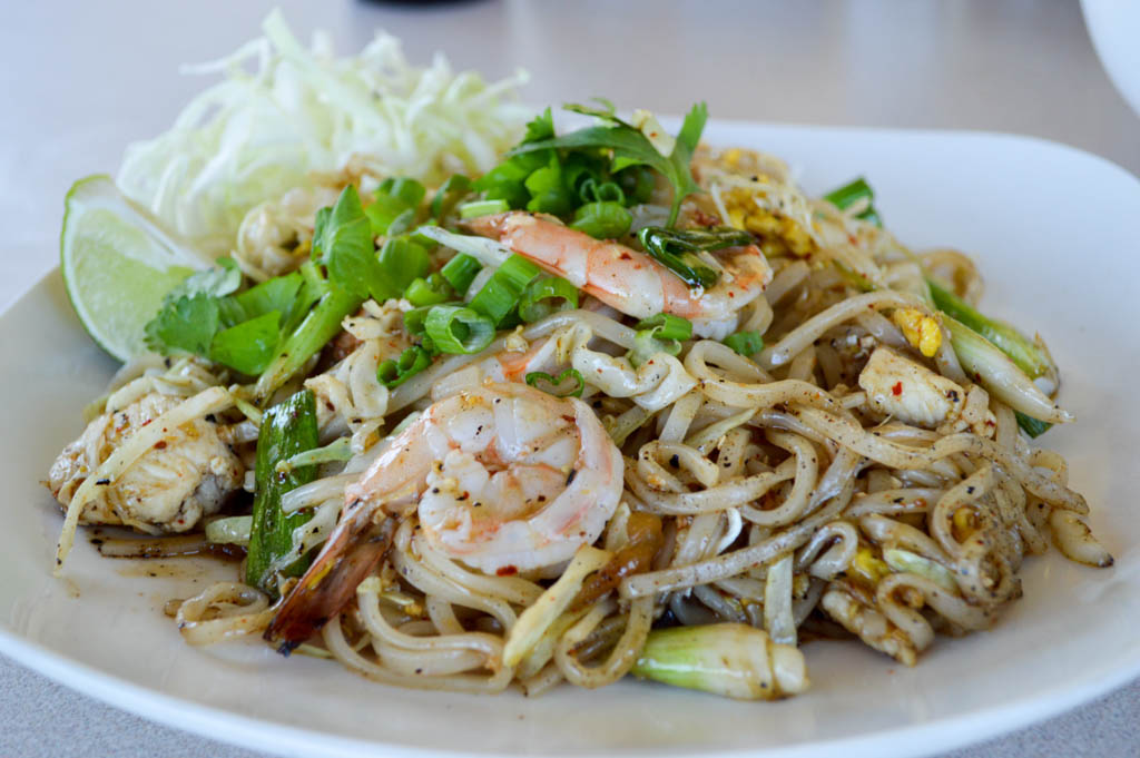Thai Bistro and More Good Eats Kerrville Texas Local Mike Puckett GW-20
