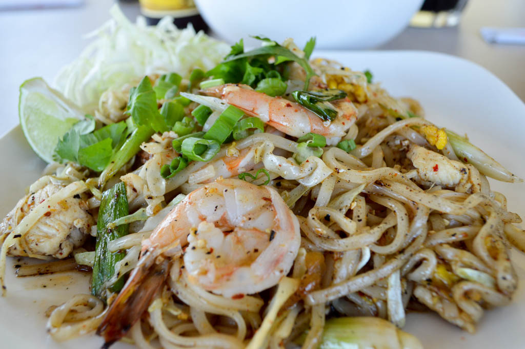 Thai Bistro and More Good Eats Kerrville Texas Local Mike Puckett GW-21
