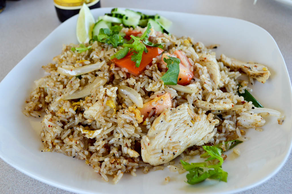 Thai Bistro and More Good Eats Kerrville Texas Local Mike Puckett GW-23