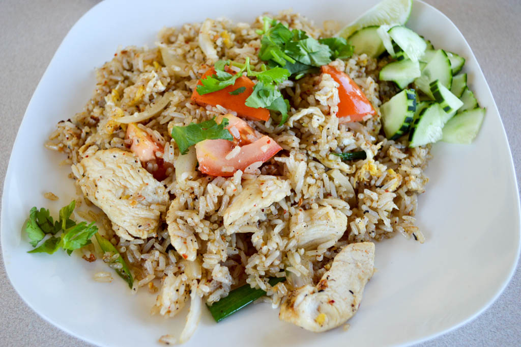 Thai Bistro and More Good Eats Kerrville Texas Local Mike Puckett GW-24