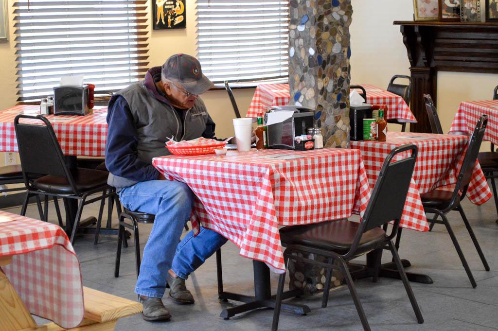 Bayou Boys PoBoys Good Eats Needville Texas Local Mike Puckett GW-12