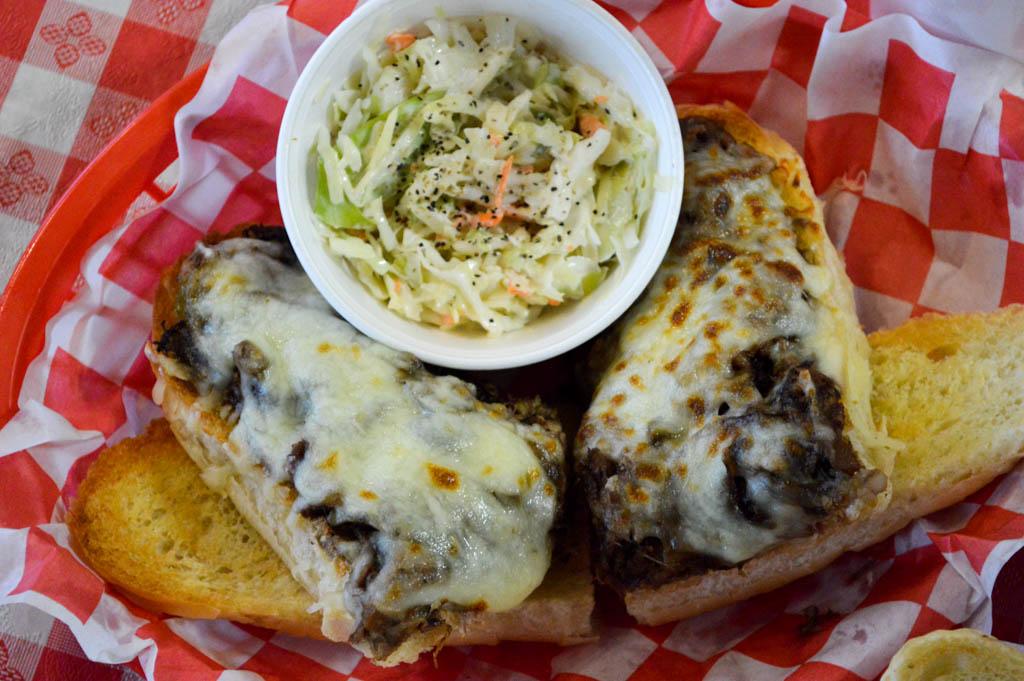 Bayou Boys PoBoys Good Eats Needville Texas Local Mike Puckett GW-27