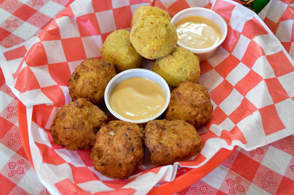 Bayou Boys PoBoys Good Eats Needville Texas Local Mike Puckett GW-7