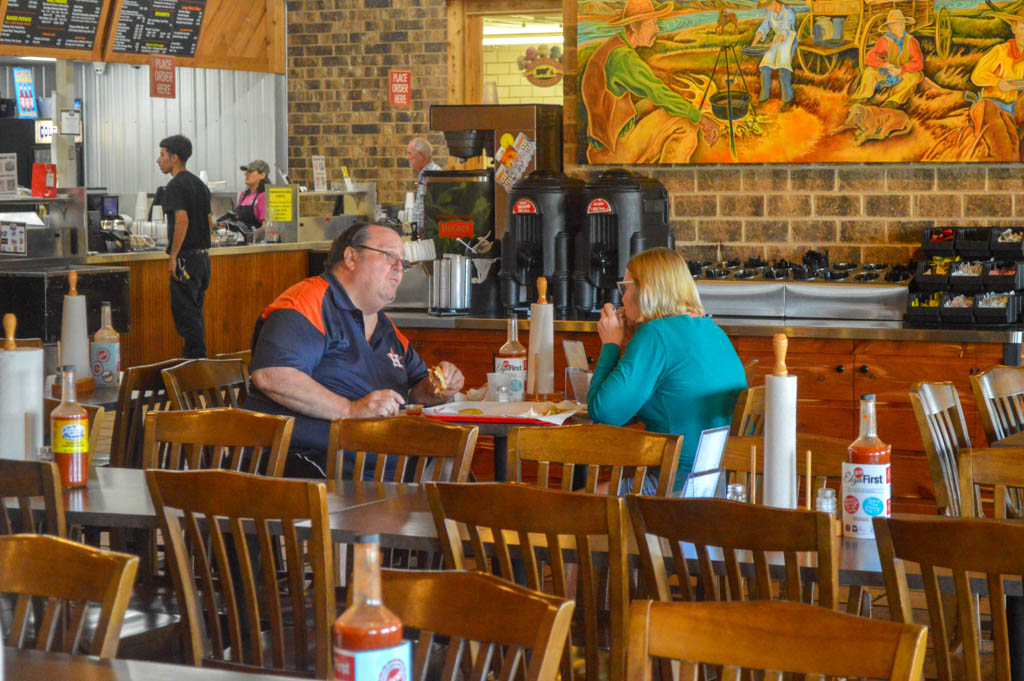 Myers BBQ Good Eats Texas Project Good Eats Local Mike Puckett Photography W-0401